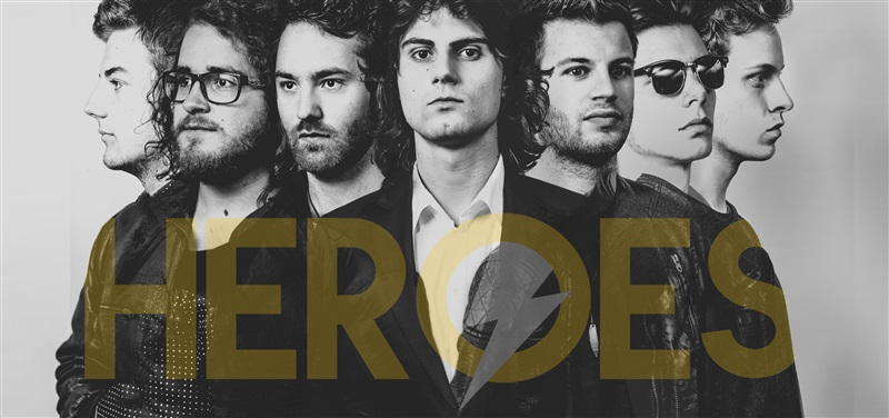 Heroes - Donnerstag, 06.05.2021